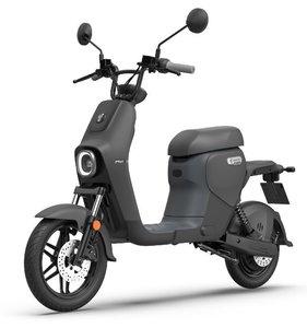 Segway B110s Elektrische scooter Donkergrijs met zwart eMoped Dark Grey Black