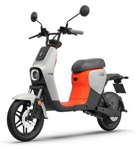 Segway B110s Elektrische scooter Oranje eMoped Orange Light Grey
