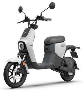 Segway B110s Elektrische scooter Wit eMoped Dark Grey White