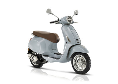 Vespa Primavera Grigio G01 scooter E5 I-GET Nieuwe Editie