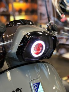 Angel Eye Vespa