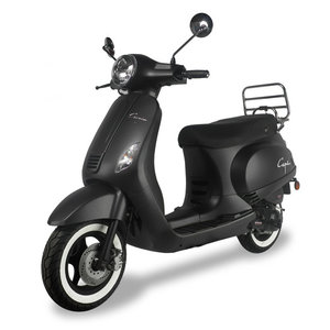 Santini Capri E4 Scooter Matzwart