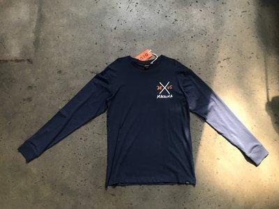 Deus ex Machina Workers LS Tee T-shirt