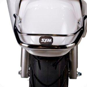 Spatbordbeugel met SYM logo Fiddle