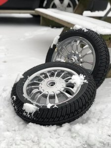 All-Season/Wintergrip Michelin Set